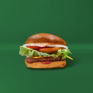 The Beyond Shack Burger