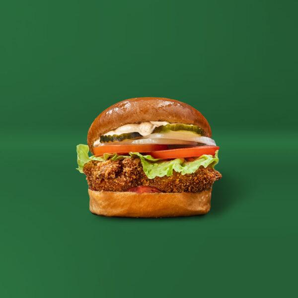 Shack Chicken Burger