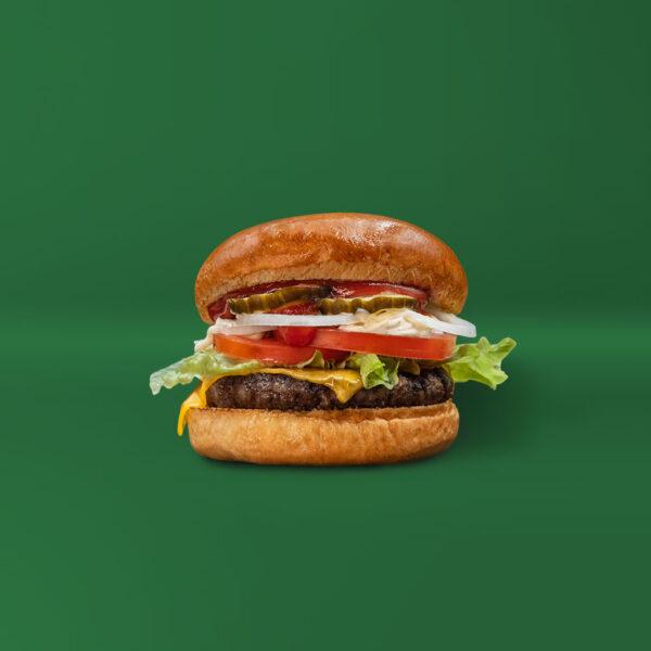 Shack Kids Burger