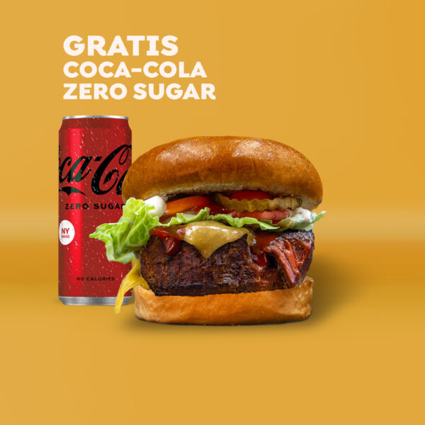 BBQ- Shack Burger