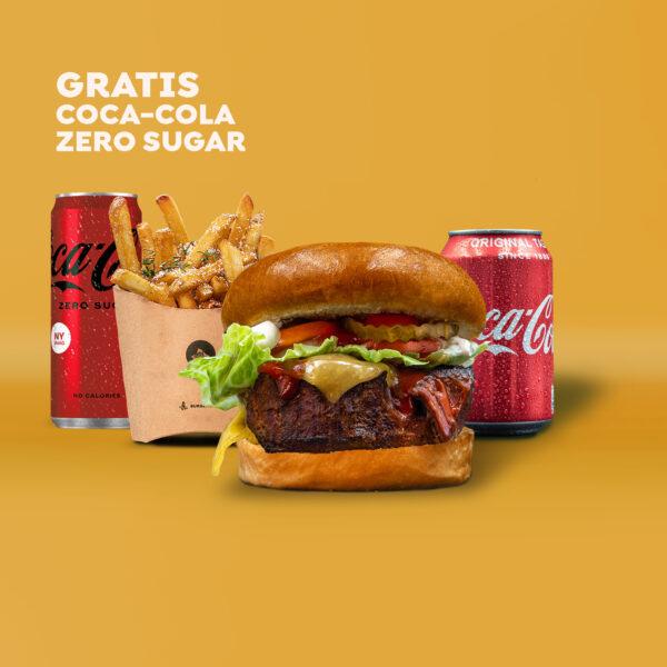BBQ- Shack Burger Menu