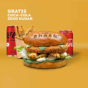 Katsu Shack Burger Menu