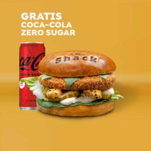 Katsu Shack Burger